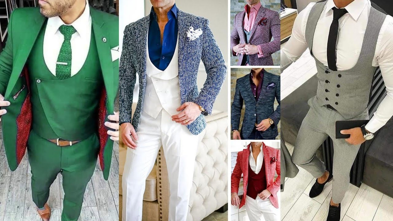 Top 20 Suits Designs For Men 2019 In Kenya